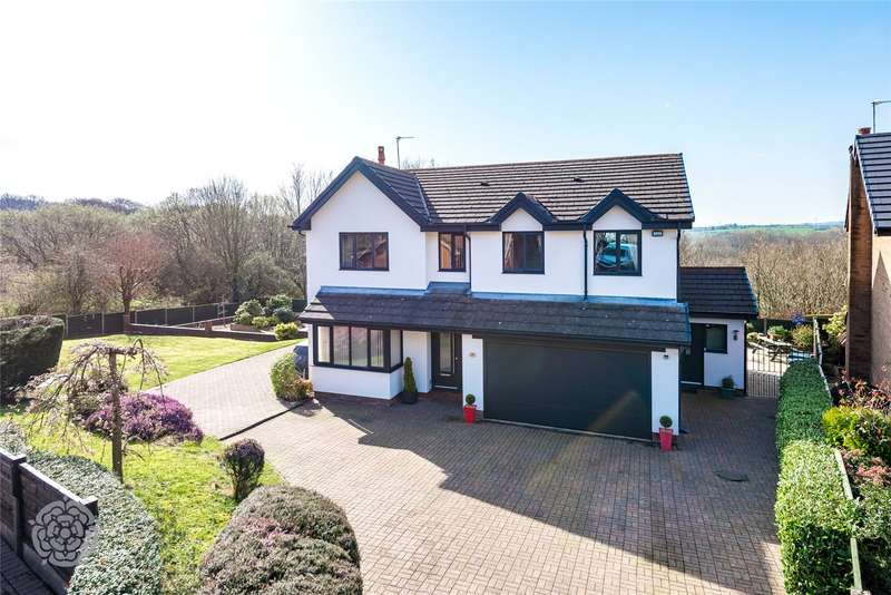 5 Bedrooms Detached House for sale in Vale Coppice, Ramsbottom, Bury, BL0
