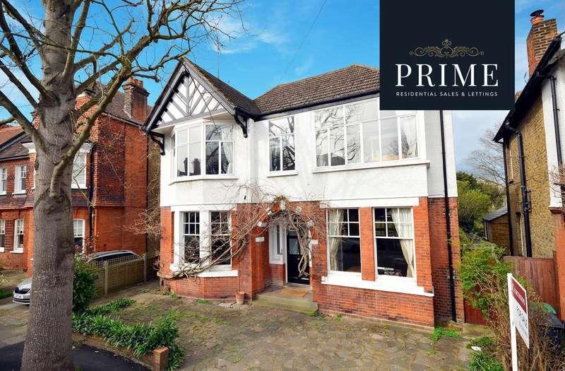 5 Bedrooms Detached House for sale in Geneva Road, Kingston upon Thames, KT1