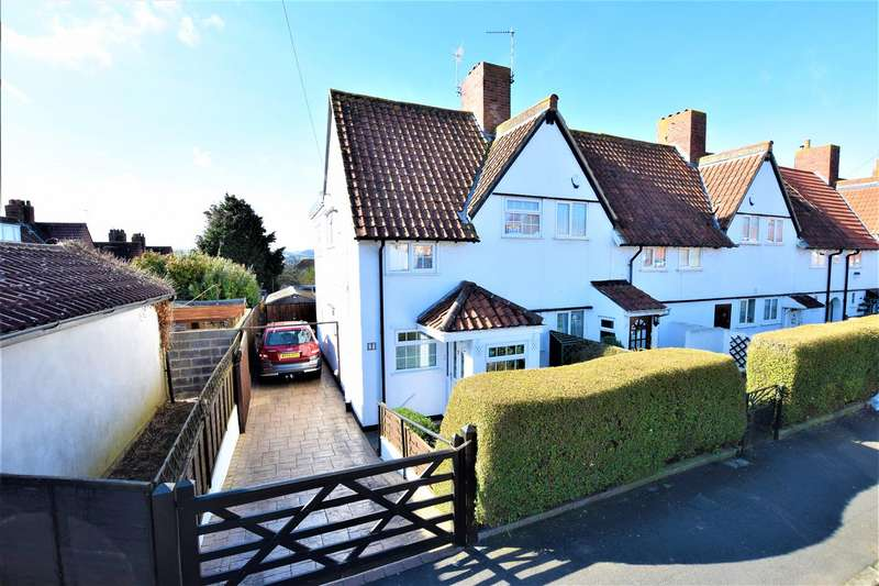 3 Bedrooms House for sale in Springfield Avenue, Shirehampton, Bristol