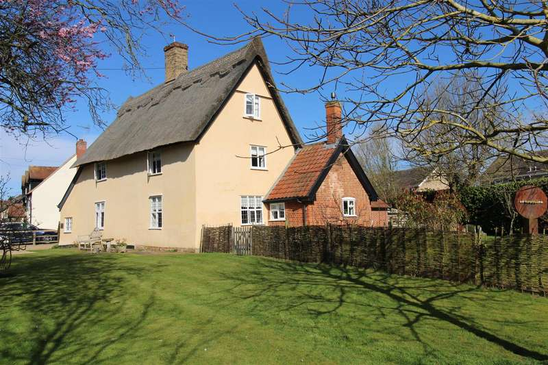 5 Bedrooms Detached House for sale in Forest Road, Onehouse, Stowmarket