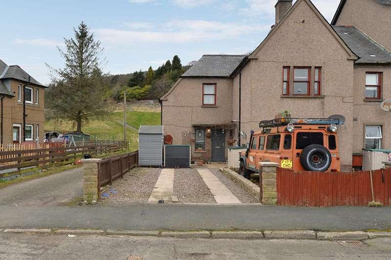 3 Bedrooms Villa House for sale in Tweedholm Avenue East, Peebles, Walkerburn, Borders, EH43 6AP