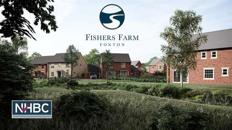5 Bedrooms Detached House for sale in The Croft, Fishers Farm, Off North Lane, Foxton, Market Harborough