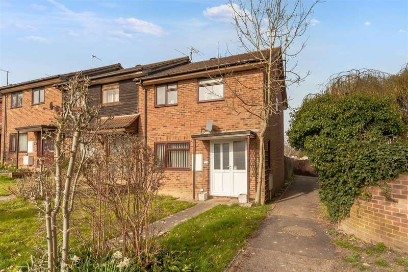 3 Bedrooms End Of Terrace House for sale in Forge Way, Burgess Hill