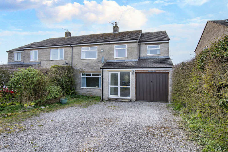 4 Bedrooms Semi Detached House for sale in Over Haddon, Bakewell