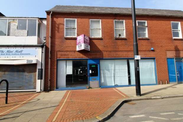 Retail Property (high Street) Commercial for sale in Lord Street, Fleetwood, FY7