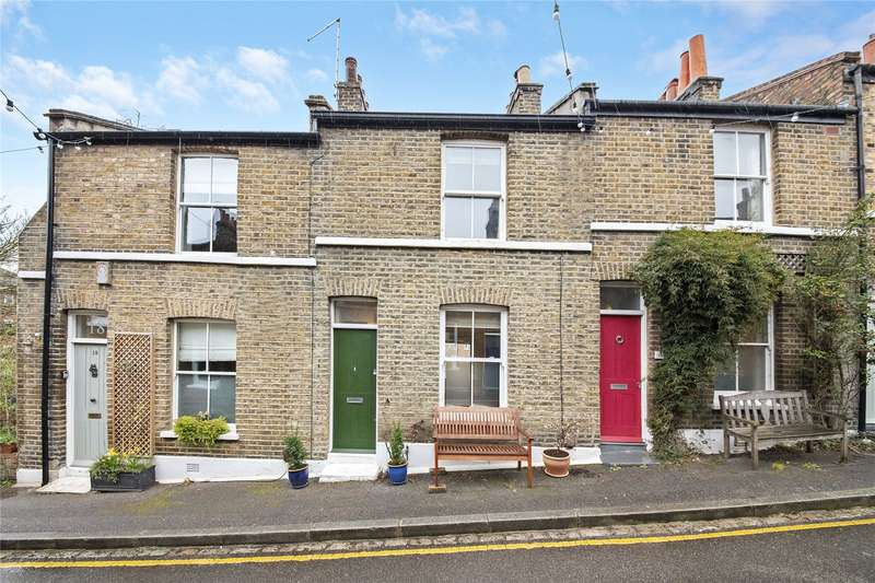 2 Bedrooms Terraced House for sale in Trinity Grove, Greenwich, SE10
