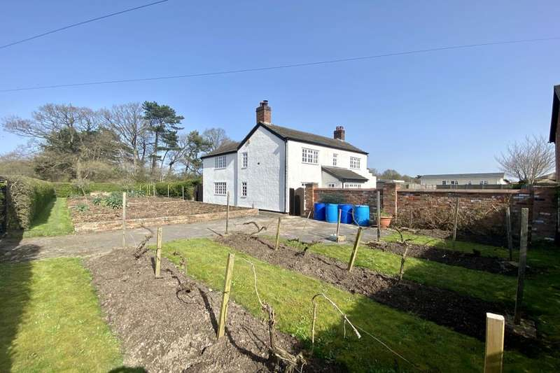 4 Bedrooms Detached House for sale in Church Minshull, Nantwich, CW5