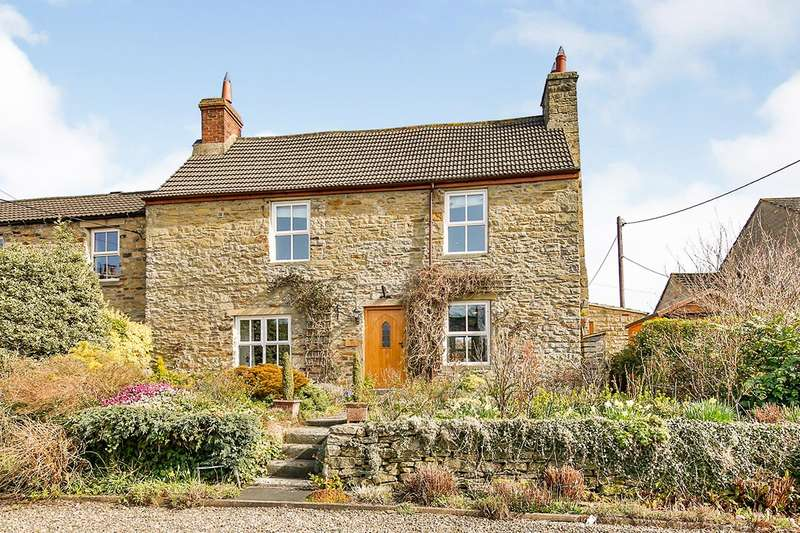 4 Bedrooms Semi Detached House for sale in Uppertown, Wolsingham, Bishop Auckland, County Durham, DL13