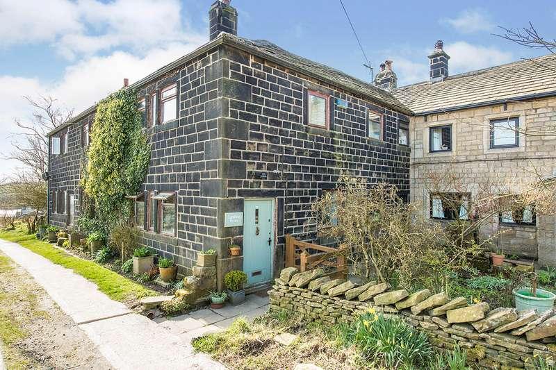 5 Bedrooms Semi Detached House for sale in Lane Head, Blackshaw Head, Hebden Bridge, West Yorkshire, HX7