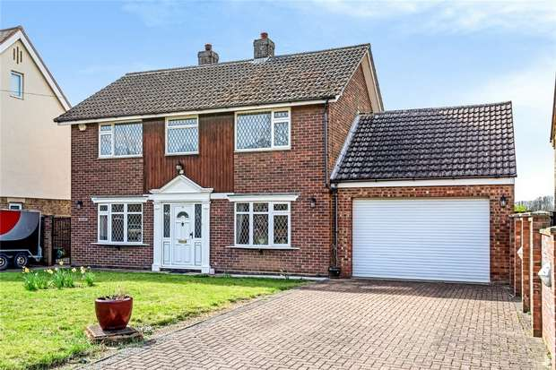3 Bedrooms Detached House for sale in Church Street, Tempsford, Sandy, Bedfordshire