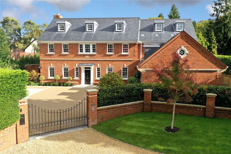 5 Bedrooms Detached House for sale in Woodlands Ride, Ascot, Berkshire, SL5
