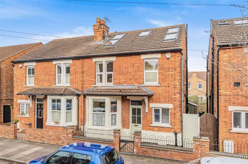 4 Bedrooms Semi Detached House for sale in Pembroke Street, Bedford
