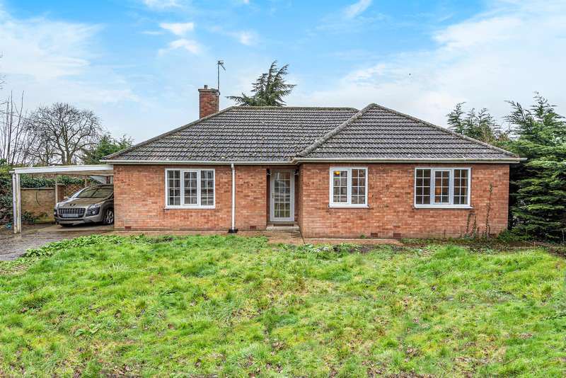 3 Bedrooms Detached Bungalow for sale in Croft Street, Horncastle, Lincs, LN9 6BE