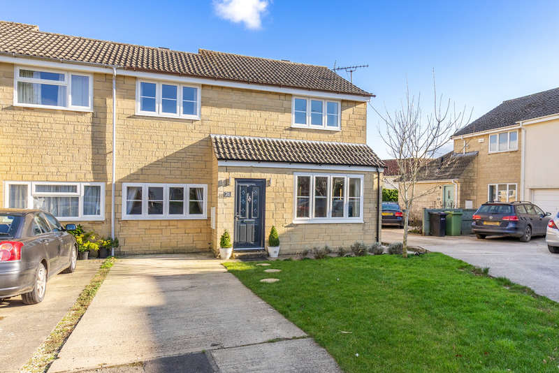 3 Bedrooms Semi Detached House for sale in Berthas Field, Didmarton