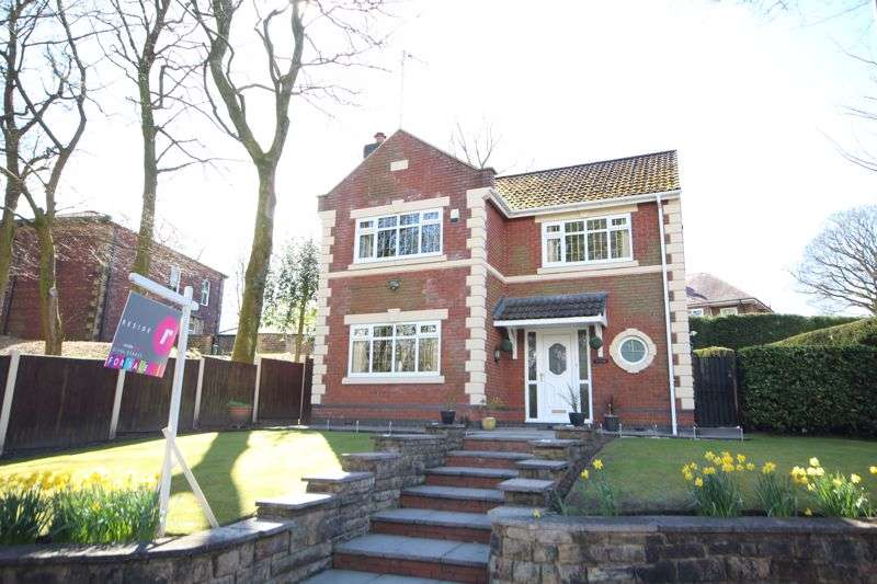 4 Bedrooms Property for sale in OULDER HILL DRIVE, Bamford, Rochdale OL11 5LB