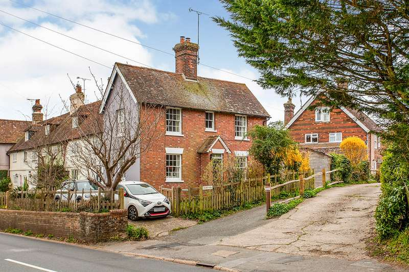 2 Bedrooms End Of Terrace House for sale in Lower High Street, Wadhurst, East Sussex, TN5