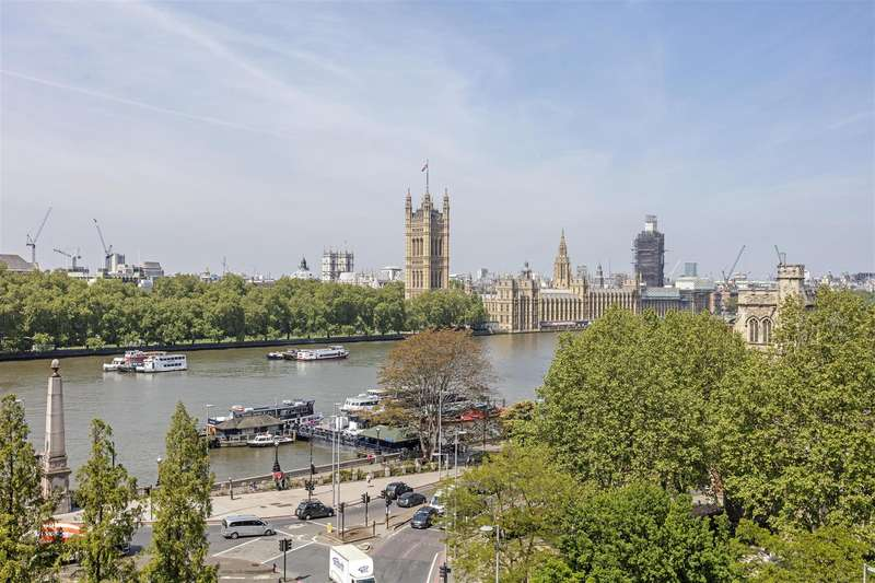 2 Bedrooms Flat for sale in Parliament View Apartments, Nine Elms, SE1