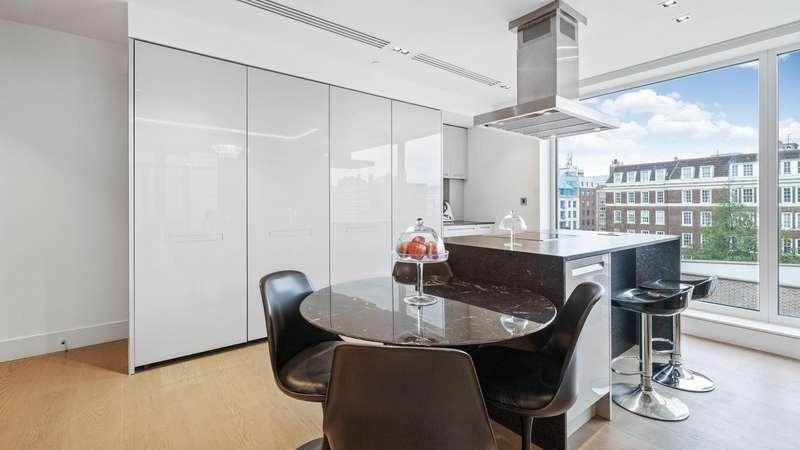 2 Bedrooms Apartment Flat for rent in 377 Kensington High Street, London