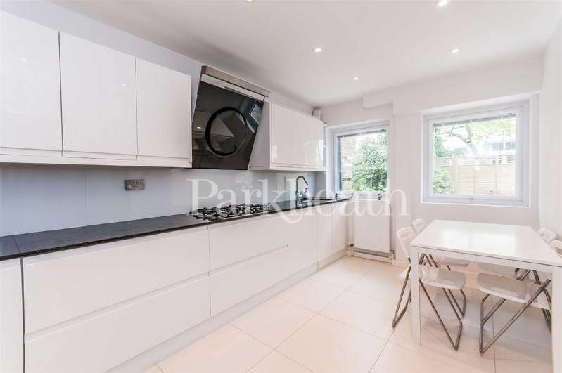 4 Bedrooms House for sale in Parkhill Walk, Belsize Park NW3