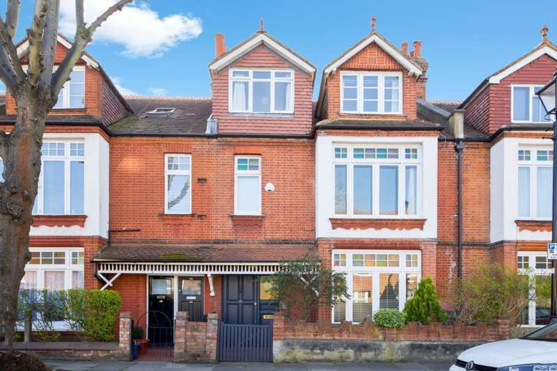 6 Bedrooms House for sale in Gainsborough Road, Chiswick W4