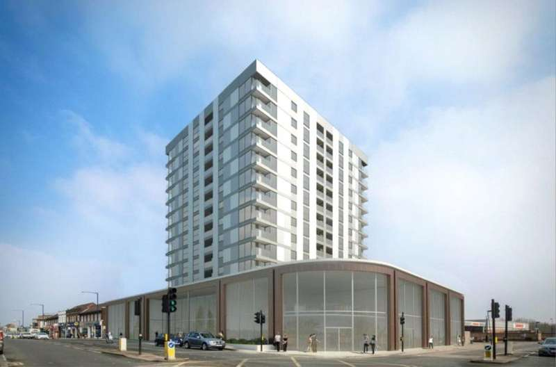 Apartment Flat for sale in Premier House, 112 Station Road, Edgware, HA8