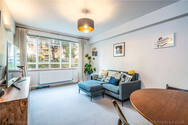 1 Bedroom Apartment Flat for sale in Ruskin Park House, Champion Hill, London, SE5