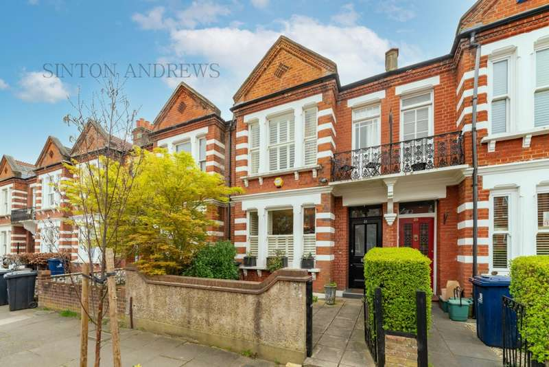 4 Bedrooms House for sale in Drayton Avenue, Ealing, W13