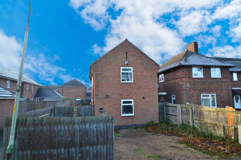 3 Bedrooms Detached House for sale in Shelthorpe Avenue, Loughborough, LE11 2ND