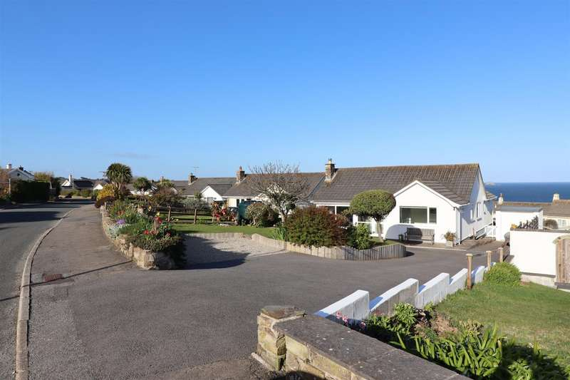 3 Bedrooms Detached Bungalow for sale in Portscatho
