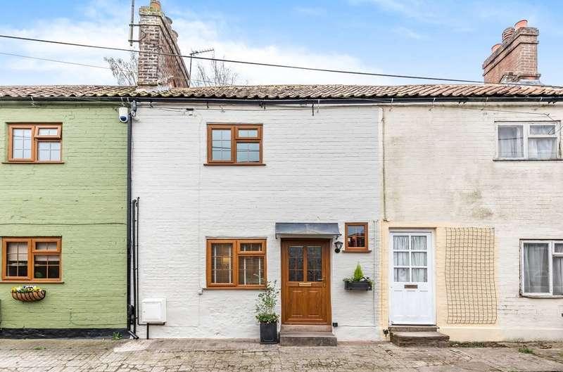 2 Bedrooms Terraced House for sale in Petticoat Lane, Dilton Marsh