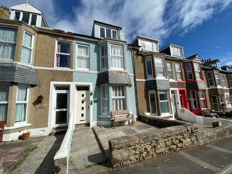 4 Bedrooms Terraced House for sale in Ayr Terrace, St. Ives