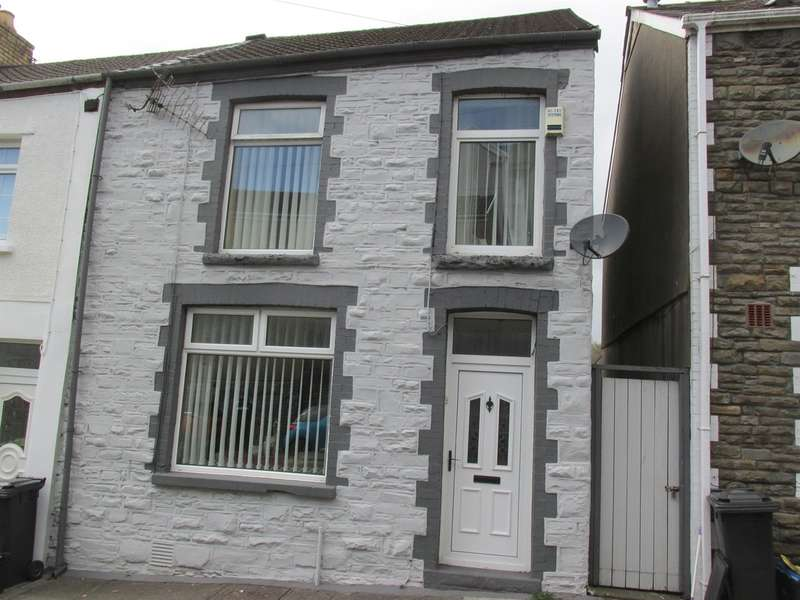 3 Bedrooms End Of Terrace House for sale in Winifred Street, Dowlais, MERTHYR TYDFIL