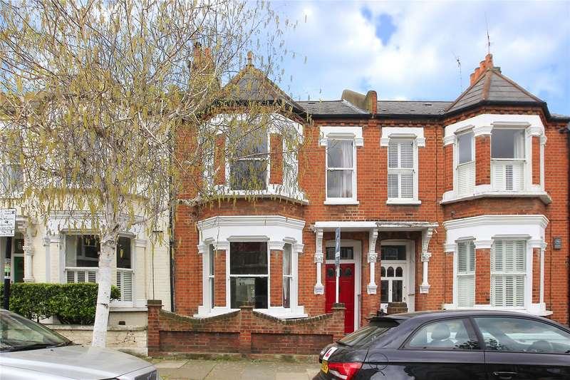 4 Bedrooms Terraced House for sale in Tregarvon Road, London, SW11