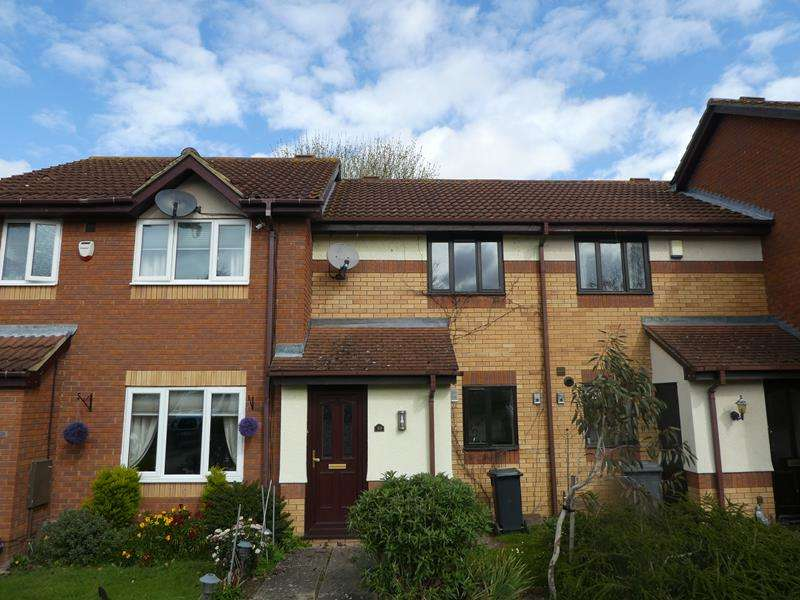 2 Bedrooms Terraced House for rent in Dynevor Close, Bromham, MK43