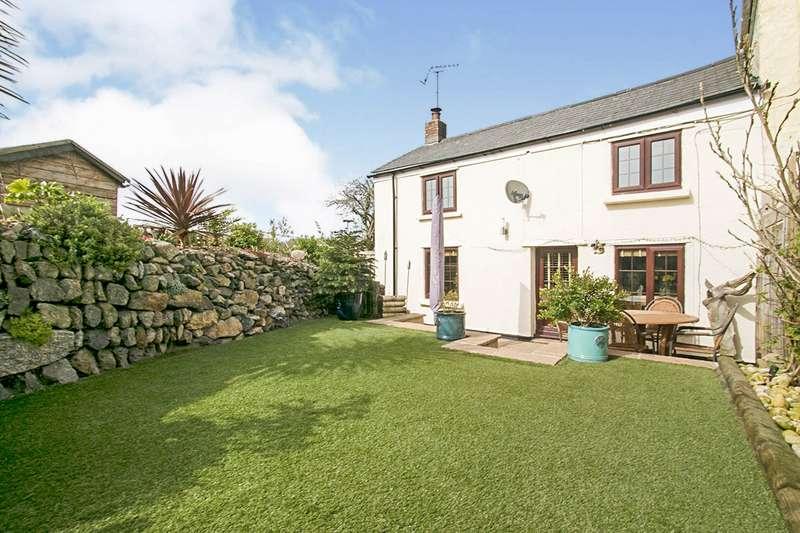3 Bedrooms Semi Detached House for sale in Pengegon Moor, Pengegon, Camborne, Cornwall, TR14