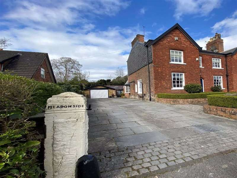 4 Bedrooms Semi Detached House for sale in Apsley Grove, Bowdon, Altrincham
