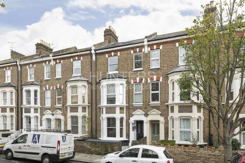 3 Bedrooms Flat for sale in Ashmore Road, London, W9