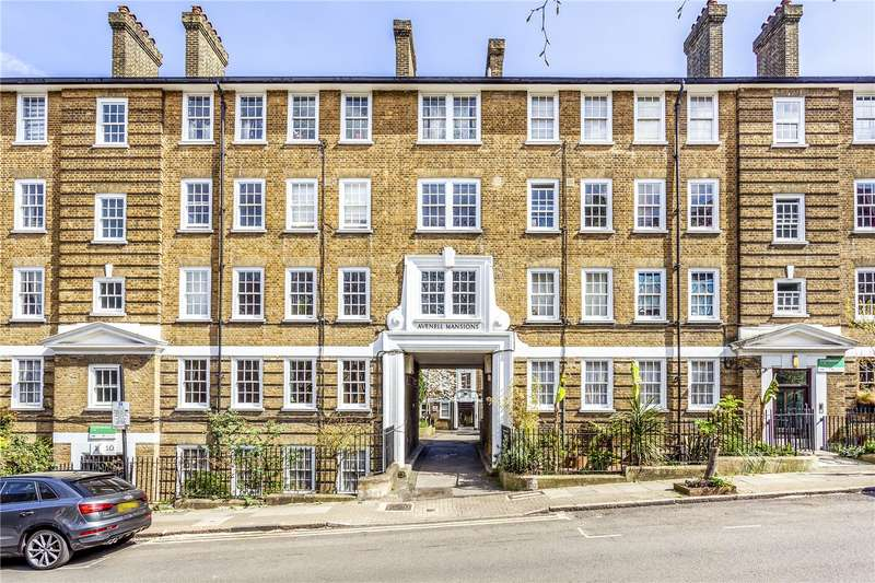 3 Bedrooms Maisonette Flat for sale in Avenell Mansions, Avenell Road, London, N5