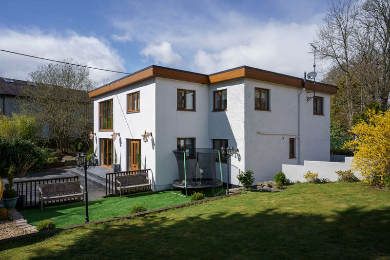 5 Bedrooms Detached House for sale in Oakwood, Plantation Bridge, Kendal, Cumbria