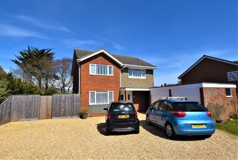 5 Bedrooms Detached House for sale in Reynolds Close, Cowes.