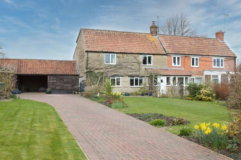 3 Bedrooms Cottage House for sale in Little Marsh, Semington