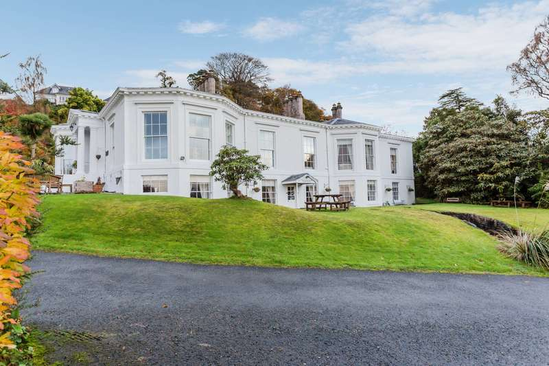 7 Bedrooms Commercial Property for sale in High Craigmore, Rothesay, Isle of Bute, PA20 9EP