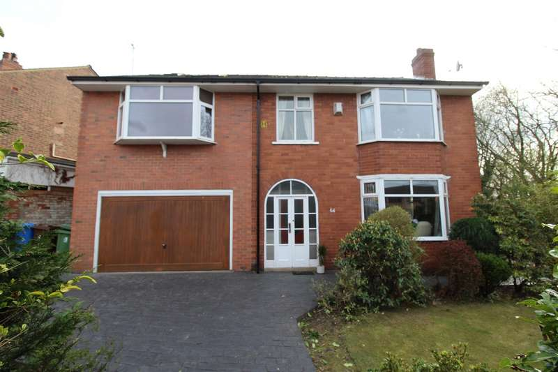 4 Bedrooms Detached House for sale in Great Acre, Whelley, Wigan. WN1 3NR.