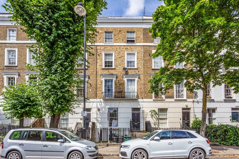 6 Bedrooms Maisonette Flat for rent in Offord Road, Islington, N1