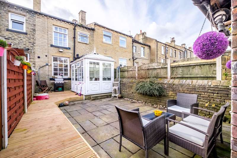 3 Bedrooms Terraced House for sale in Rayner Road, Brighouse, HD6 4AY