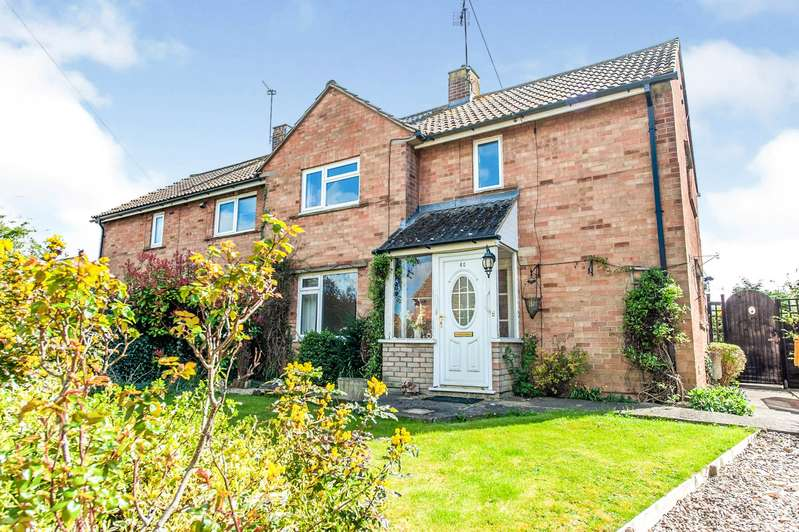 3 Bedrooms Semi Detached House for sale in Oldfield, Tewkesbury, GL20