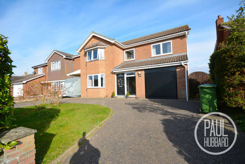 4 Bedrooms Detached House for sale in Silverwood Close, Pakefield, Suffolk