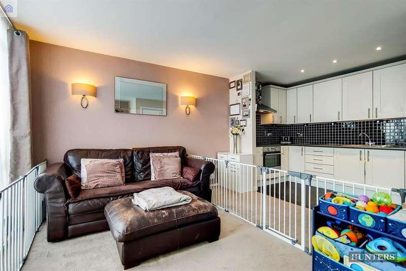1 Bedroom Flat for sale in The Odeon, Longbridge Road, Barking, IG11