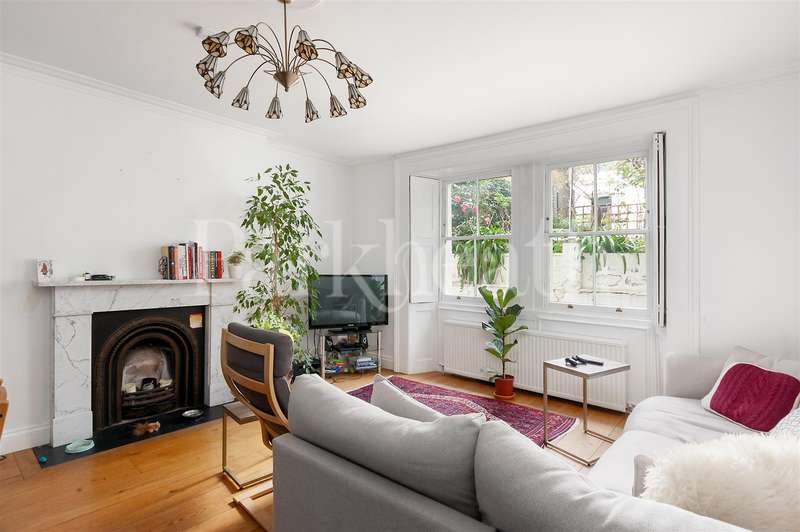 3 Bedrooms Flat for sale in Priory Road, South Hampstead NW6