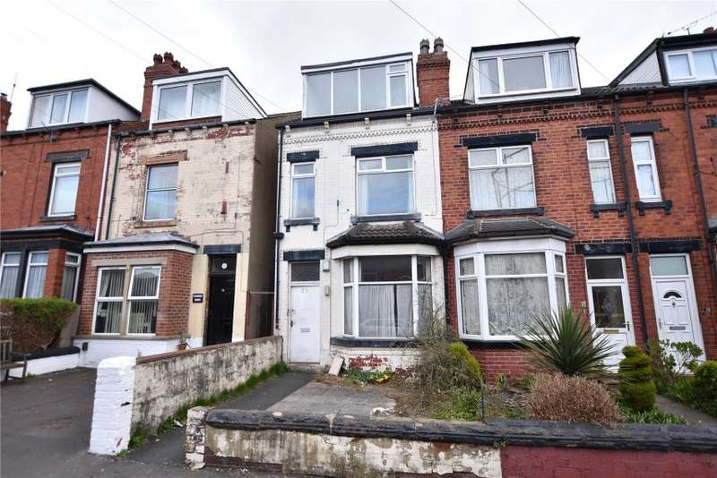 3 Bedrooms Terraced House for sale in Flats 1-3, 25 Marshall Street, Crossgates, Leeds, West Yorkshire